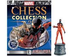 Marvel Chess Figure Collection #73 - Scarlet Spider White Knight
