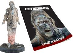 The Walking Dead Collector's Models - #24 Church Walker