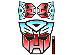 Transformers Car Graphics Set - Autobot Full Color