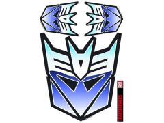 Transformers Car Graphics Set - Decepticons Full Color