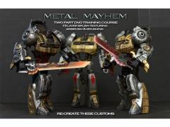 Encline Designs Customizing Instructional DVD Volume 02:  Metal Mayhem
