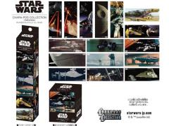 Star Wars Chara-Pos Vehicle Poster Collection - Box of 8