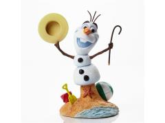 Frozen Disney Grand Jester Olaf Bust
