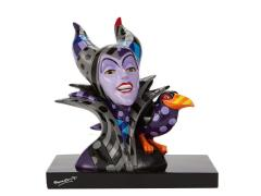 Sleeping Beauty Disney By Britto Maleficent Bust