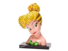 Peter Pan Disney By Britto Tinker Bell Bust