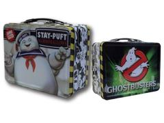 Ghostbusters Stay Puft Tin Tote