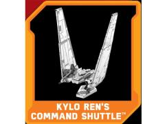 Star Wars Metal Earth Kylo Ren's Command Shuttle (The Force Awakens) Model Kit