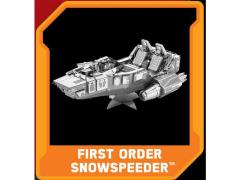 Star Wars Metal Earth First Order Snowspeeder (The Force Awakens) Model Kit