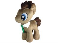 "My Little Pony 12"" Plush  - Dr. Hooves (Open Eyes)"
