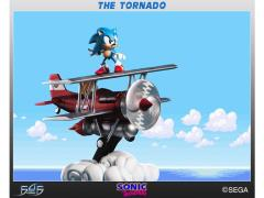Sonic 'The Tornado' Diorama Statue Exclusive Edition (LE 425)