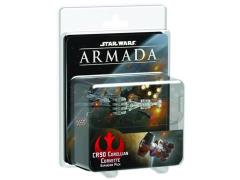 Star Wars Armada Board Game Expansion Pack - CR90 Corellian Corvette