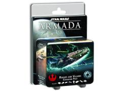 Star Wars Armada Board Game Expansion Pack - Rogues & Villains