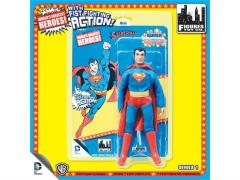 "DC World's Greatest Heroes Super Powers Series 1 Superman 8"" Retro Figure"