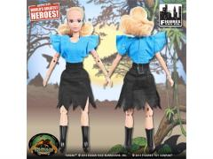 "Tarzan World's Greatest Heroes Series 1 Jane 8"" Retro Figure"