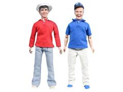 "Gilligans Island 12"" Retro Figure Series 01 - Set of 2 (Gilligan & Skipper)"