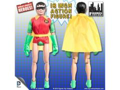 "DC World's Greatest Heroes Series 1 Robin 18"" Retro Figure Exclusive"