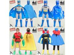 "DC World's Greatest Heroes First Appearance Series 1 Retro 8"" Figures Set of 4"