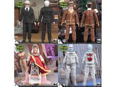 "Batman 1966 Classic TV World's Greatest Heroes Series 4 Retro 8"" Figures Set of 4"