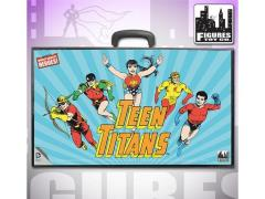 "Teen Titans World's Greatest Heroes 8"" Retro Figure Carrying Case"