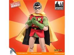 "Super Friends World's Greatest Heroes Series 1 Robin 8"" Retro Figure"