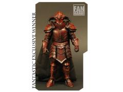 Mythic Legions: Standard Figure - Vorgus Vermillius (The Blood Armor)