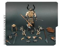 Mythic Legions: Deluxe Barbarian Builder Set