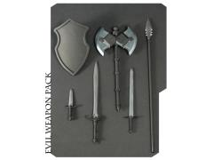 Mythic Legions Evil Weapons Pack