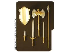 Mythic Legions Heroic Weapons Pack
