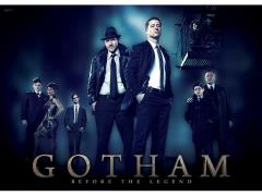 Gotham Before The Dark Knight MightyPrint Wall Art