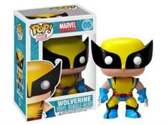 Pop! Marvel Wolverine