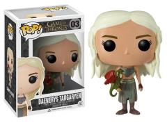 Pop! TV: GOT Daenerys Targaryen