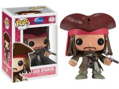 Pop! Disney: Jack Sparrow