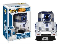 Pop! Star Wars Bobblehead Series 04 - R2-D2