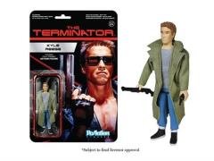"Terminator 3.75"" ReAction Retro Action Figure - Kyle Reese"
