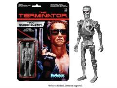 "Terminator 3.75"" ReAction Retro Action Figure - T-800 Endoskeleton"