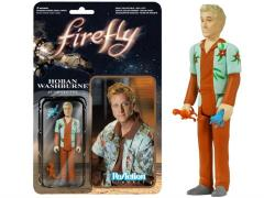 "Firefly 3.75"" ReAction Retro Action Figure - Hoban Washburne"