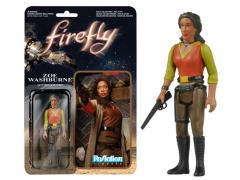 "Firefly 3.75"" ReAction Retro Action Figure - Zoe Washburne"