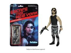"Escape From New York  3.75"" ReAction Retro Action Figure - Snake Plissken"