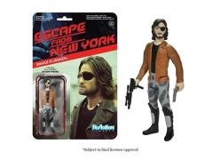 "Escape From New York  3.75"" ReAction Retro Action Figure - Snake Plissken With Jacket"