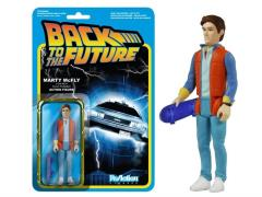 "Back To The Future  3.75"" ReAction Retro Action Figure - Marty McFly"