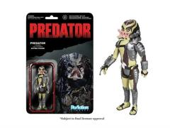 "Predator 3.75"" ReAction Retro Action Figure - Predator Open Mouth"