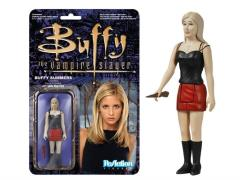 "Buffy The Vampire Slayer 3.75"" ReAction Retro Action Figure - Buffy"