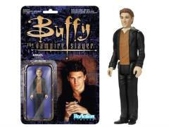"Buffy The Vampire Slayer 3.75"" ReAction Retro Action Figure - Angel"