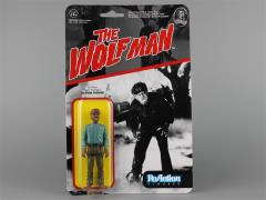 "Universal Monsters 3.75"" ReAction Retro Action Figure - Wolfman"