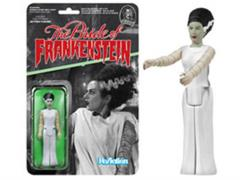 "Universal Monsters 3.75"" ReAction Retro Action Figure - Bride of Frankenstein"