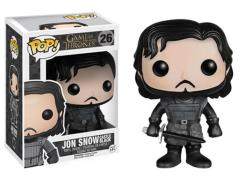 Pop! TV: Game of Thrones  - Jon Snow (Castle Black)