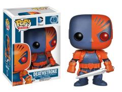 Pop! Heroes Deathstroke PX Exclusive