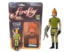 "Firefly 3.75"" ReAction Retro Action Figure - Jayne Cobb SDCC 2014 Exclusive"