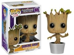 Pop! Marvel: Guardians of the Galaxy - Dancing Baby Groot