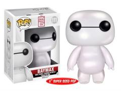 "Pop! 6"" Super Sized Disney: Big Hero 6 - Pearlescent Baymax"